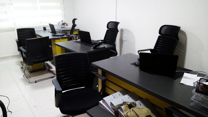 İga Gümrük Ofis Kurulumu