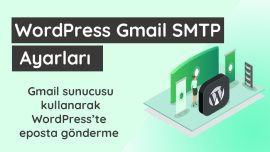Wordpress Gmail (Gsuit-Workspace) SMTP ayarları