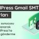 Wordpress Gmail smtp ayarları
