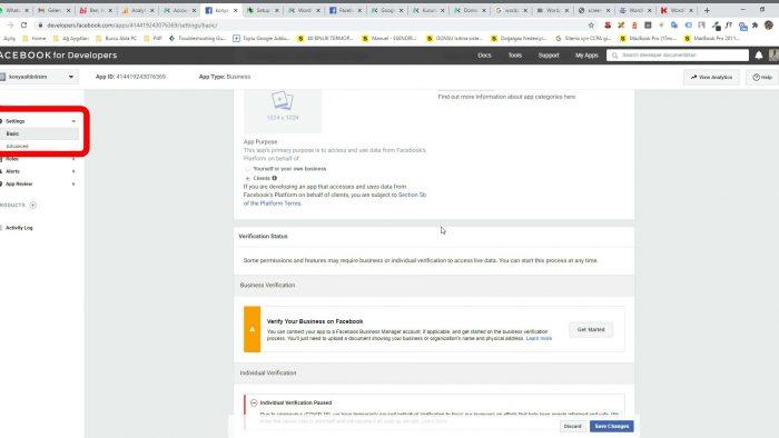 Wordpress yazıları otomatik paylaşma